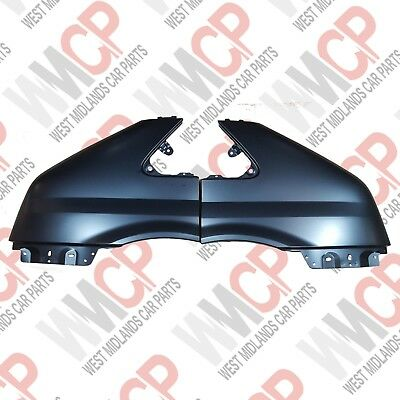 FORD TRANSIT MK7 2006 -2013 Pair Of Front Wing Panels Right & Left Primed New