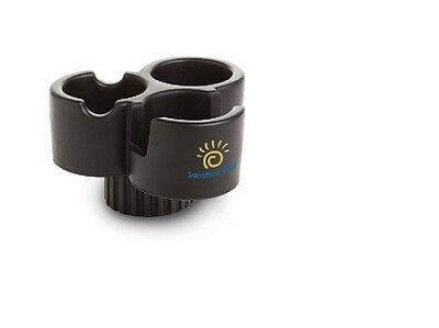 Sunshine Kids® Trio Cup Water Milk Bottle Holder for Car and Car Seat - Make 1 3