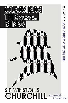 Second World War: Closing the Ring by Winston Churchill New Hardback Book