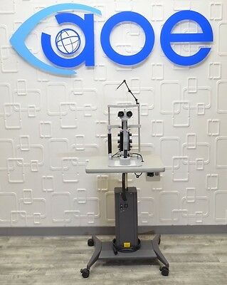 Carl Zeiss Slit Lamp 30 SL & Rolling Stand