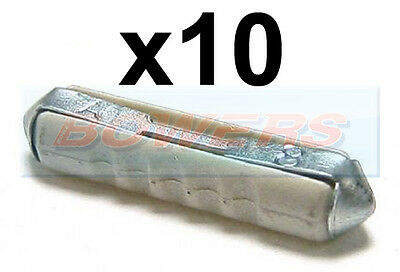 Pack Of 10 6V 12V 24V 36V Volt 8A Amp White Ceramic Torpedo Continental Fuses