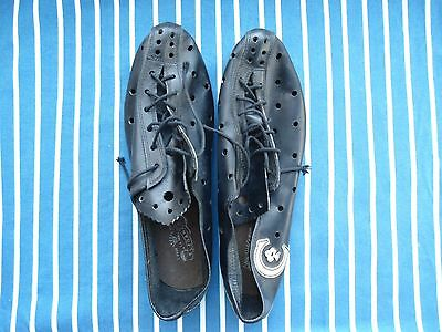 Very nice Colnago Italian genuine leather cycling shoes size39