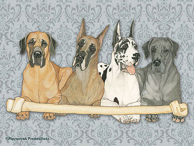 Great Dane Large Cutting Board