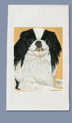 Japanese Chin Dish Towel