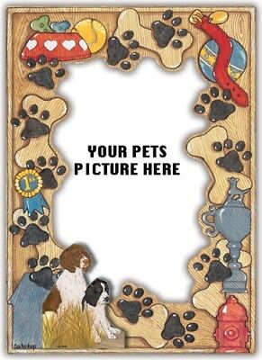 English Springer Picture Frame