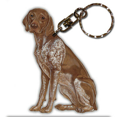 German Pointer Key Ring