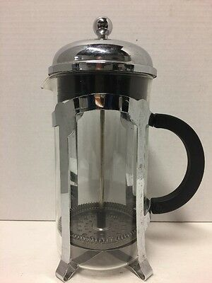 Starbucks 5 Cup Coffee Bodum French Press Very Gently Used No