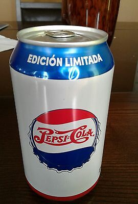 Puerto Rico Pepsi Cola Retro Can Limited Edition 1945 New!!