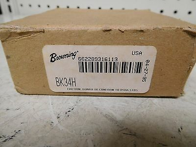 New,  Browning #  Bk34H  1-Groove Sheave Pulley