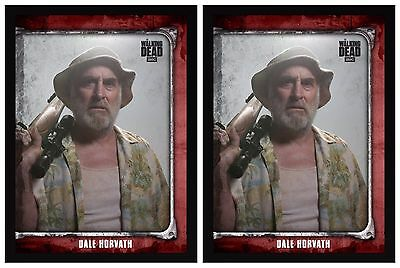 2x WHAT LIES AHEAD RED DALE HORVATH The Walking Dead Card Trader Digital