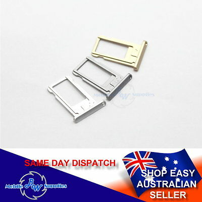 Top Quality Sim Card Tray Holder Replacement For iPad Air 2 iPad 6