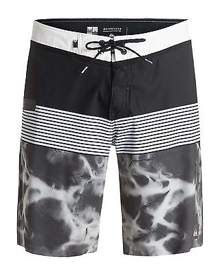 "NEW QUIKSILVER™  Mens Division Remix Vee 20"" Boardshort Surf Board Shorts"