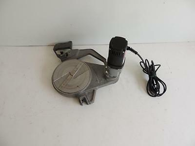 MCELROY T802807 FACER ASSEMBLY CUTTER FOR  DynaMC 250 PIPE FUSION MACHINE