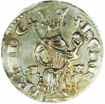 1285-1324 Kingdom of Cyprus Gros Coins of the Crusades