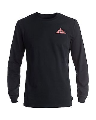 NEW QUIKSILVER™  Mens PM Long Sleeve Born Bad T Shirt Tee Tops