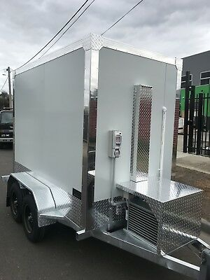 Premium 9 x 5 mobile cool room, cool room, portable cool rooms Trailer