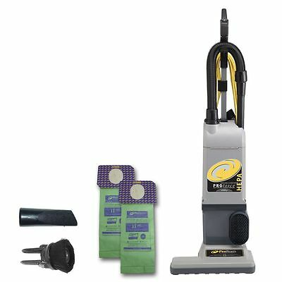 """ProTeam 107252 ProForce 1500XP HEPA 15"""" Upright Vacuum Cleaner"""