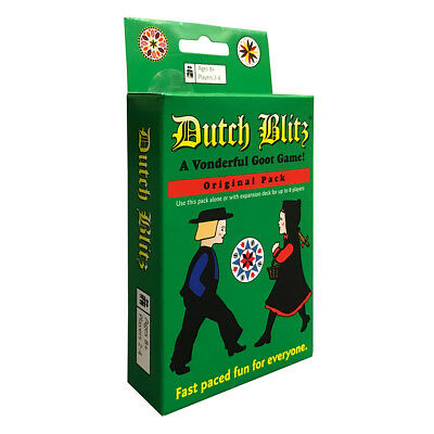 Dutch Blitz Card Game NEW
