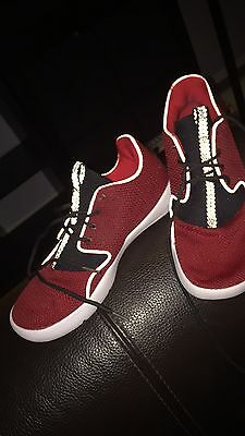 Nike Jordan Eclipse Kid's Shoes Size 5 Youth Red Black
