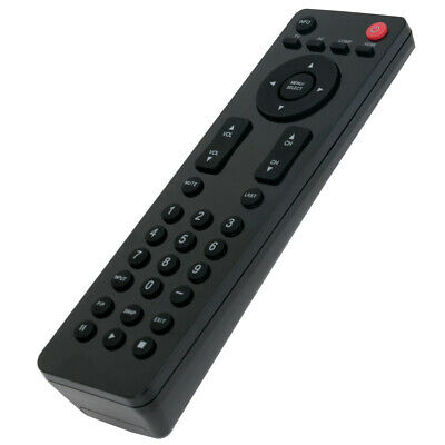 New Vizio VR4 TV Remote for VA320E VA320M VA370M VA420M VA470M VT420M VT470M