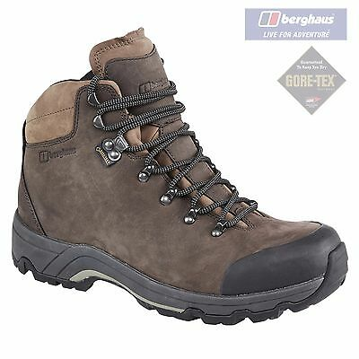 Berghaus Men's Fellmaster Gore-Tex GTX Waterproof Leather Walking Boots - New