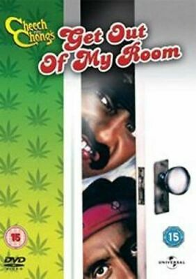 Cheech And Chong Get Out Of My Room [DVD] Brand New Sealed UK Region 2