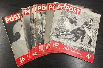 Picture Post Magazines - 10 Issues 1948