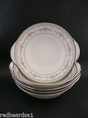 China Replacement Noritake Glenwood Lugged Cereal Bowl 5770M 181393 Japan