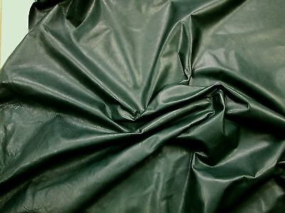 Italian nappa leather Sherwood green Lightweight 0.5mm Soft smooth BARKERS 271G