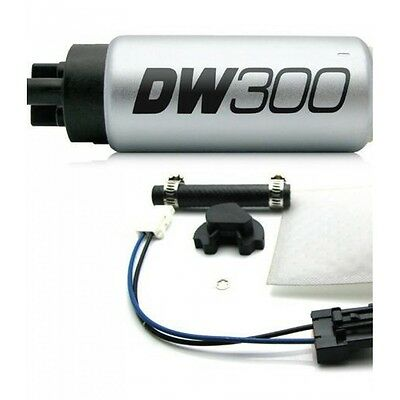 Fuel Pump Deatsch Werks DW300 320lph with Install Kit 3-year no-fault warranty