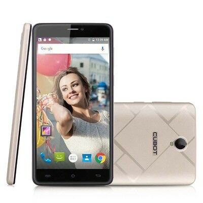 """6"""" Cubot MAX 32GB 3GB Octa Core 4G Android6,0 Smartphone Handy ohne Vertrag Gold"""