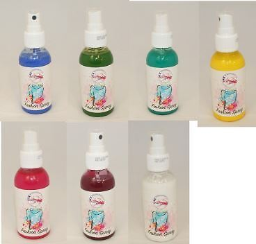 Imagination Crafts Fashion Sprays  - ALL COLOURS!