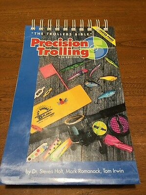 PRECISION TROLLING The Trollers Bible EDITION 5  Romanack Holt Irwin