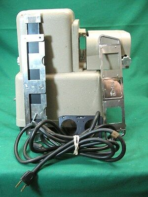 Vintage Triad COMPCO #500 3-D STEREO PROJECTOR Tested, Guaranteed