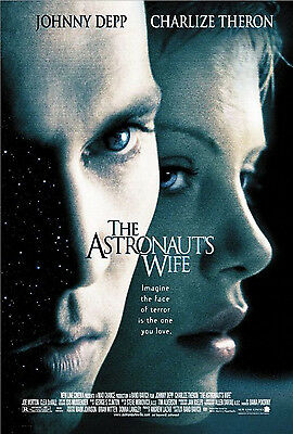 The Astronaut's Wife (1999) Original Movie Poster  -  Rolled