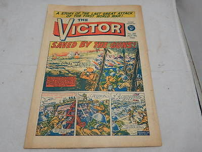 THE VICTOR COMIC No 281 ~ July 9th 1966 ~ Saved By The Guns!