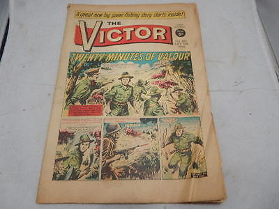 THE VICTOR COMIC No 282 ~ July 16th 1966 ~ Twenty Minutes Of Valour