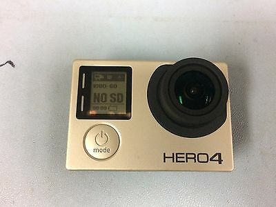 GoPro HERO4 Hero 4 Black Edition Action Camera Camcorder w/Battery 60day WRTY