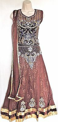 Indian wedding Handwork Ghagra Lacha Chanya Choli lehanga Teen girls women