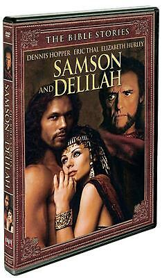 New: THE BIBLE STORIES - Samson and Delilah (Restored & Remastered) DVD