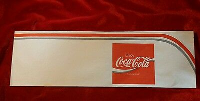 Coke Soda Jerk Paper Hat Coca Cola