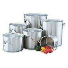 Vollrath Classic Stainless Steel Stock Pot, 16 Quart -- 1 each.