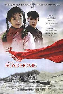 The Road Home (2001) Original Movie Poster  -  Rolled  -  Double-Sided