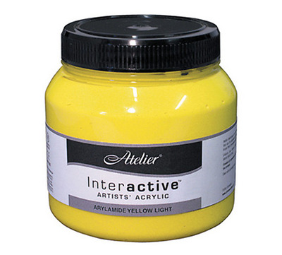 Atelier Interactive Artists Acrylic 1lt Tubs