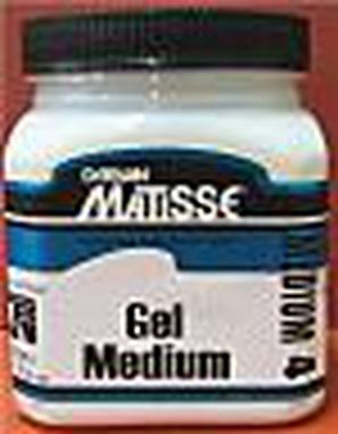 Matisse Gel Medium 250ml for Acrylic Paint