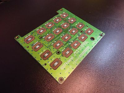 Roland Sp-808 Sampler Pad Board/pad Pc 71016045 Spare Replacement Part Panel