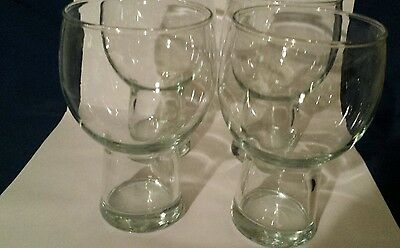 Set of 6 Bar party glasses