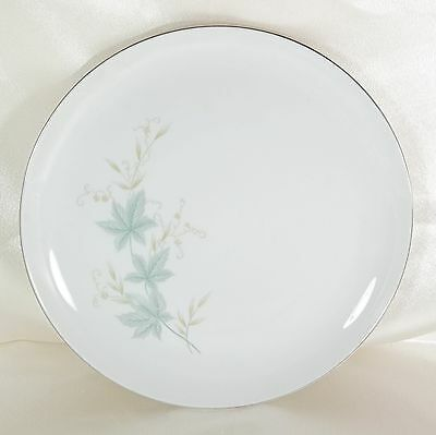 Bread & Butter Dessert Plate WESTWOOD  Maple Leaf  Fine China of Japan  White
