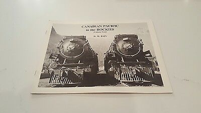 Canadian Pacific in the Rockies (Volume Four) by D.M. Bain