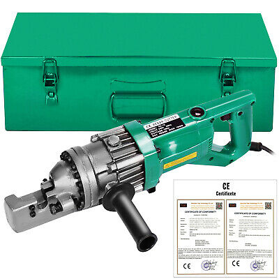 Rebar Cutter Steel 16mm Hydraulic Electric Reo Concrete Construction